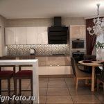 Фото Интерьер кухни в частном доме 06.02.2019 №081 - Kitchen interior - design-foto.ru