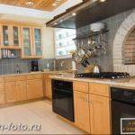 Фото Интерьер кухни в частном доме 06.02.2019 №083 - Kitchen interior - design-foto.ru