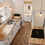 Фото Интерьер кухни в частном доме 06.02.2019 №087 - Kitchen interior - design-foto.ru