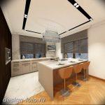 Фото Интерьер кухни в частном доме 06.02.2019 №093 - Kitchen interior - design-foto.ru