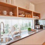 Фото Интерьер кухни в частном доме 06.02.2019 №097 - Kitchen interior - design-foto.ru