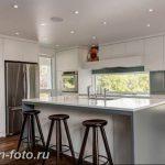 Фото Интерьер кухни в частном доме 06.02.2019 №100 - Kitchen interior - design-foto.ru