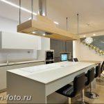 Фото Интерьер кухни в частном доме 06.02.2019 №112 - Kitchen interior - design-foto.ru