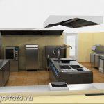 Фото Интерьер кухни в частном доме 06.02.2019 №113 - Kitchen interior - design-foto.ru