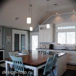 Фото Интерьер кухни в частном доме 06.02.2019 №125 - Kitchen interior - design-foto.ru