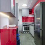 Фото Интерьер кухни в частном доме 06.02.2019 №131 - Kitchen interior - design-foto.ru