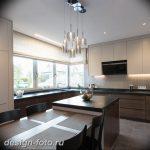 Фото Интерьер кухни в частном доме 06.02.2019 №136 - Kitchen interior - design-foto.ru