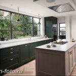 Фото Интерьер кухни в частном доме 06.02.2019 №139 - Kitchen interior - design-foto.ru