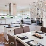 Фото Интерьер кухни в частном доме 06.02.2019 №143 - Kitchen interior - design-foto.ru