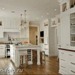 Фото Интерьер кухни в частном доме 06.02.2019 №144 - Kitchen interior - design-foto.ru
