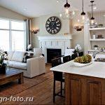 Фото Интерьер кухни в частном доме 06.02.2019 №147 - Kitchen interior - design-foto.ru