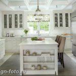 Фото Интерьер кухни в частном доме 06.02.2019 №156 - Kitchen interior - design-foto.ru