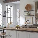 Фото Интерьер кухни в частном доме 06.02.2019 №160 - Kitchen interior - design-foto.ru