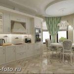 Фото Интерьер кухни в частном доме 06.02.2019 №161 - Kitchen interior - design-foto.ru