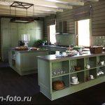 Фото Интерьер кухни в частном доме 06.02.2019 №162 - Kitchen interior - design-foto.ru