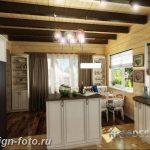 Фото Интерьер кухни в частном доме 06.02.2019 №163 - Kitchen interior - design-foto.ru