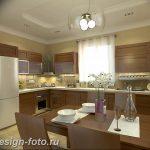 Фото Интерьер кухни в частном доме 06.02.2019 №164 - Kitchen interior - design-foto.ru