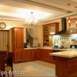 Фото Интерьер кухни в частном доме 06.02.2019 №165 - Kitchen interior - design-foto.ru