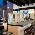 Фото Интерьер кухни в частном доме 06.02.2019 №171 - Kitchen interior - design-foto.ru
