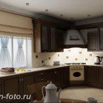 Фото Интерьер кухни в частном доме 06.02.2019 №176 - Kitchen interior - design-foto.ru