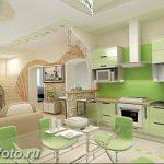 Фото Интерьер кухни в частном доме 06.02.2019 №177 - Kitchen interior - design-foto.ru