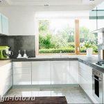 Фото Интерьер кухни в частном доме 06.02.2019 №179 - Kitchen interior - design-foto.ru