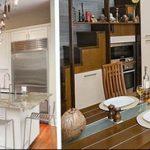 Фото Интерьер кухни в частном доме 06.02.2019 №180 - Kitchen interior - design-foto.ru