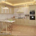 Фото Интерьер кухни в частном доме 06.02.2019 №181 - Kitchen interior - design-foto.ru