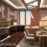 Фото Интерьер кухни в частном доме 06.02.2019 №182 - Kitchen interior - design-foto.ru