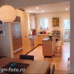 Фото Интерьер кухни в частном доме 06.02.2019 №185 - Kitchen interior - design-foto.ru