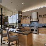 Фото Интерьер кухни в частном доме 06.02.2019 №188 - Kitchen interior - design-foto.ru