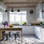 Фото Интерьер кухни в частном доме 06.02.2019 №195 - Kitchen interior - design-foto.ru