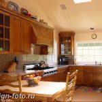 Фото Интерьер кухни в частном доме 06.02.2019 №200 - Kitchen interior - design-foto.ru