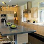 Фото Интерьер кухни в частном доме 06.02.2019 №201 - Kitchen interior - design-foto.ru