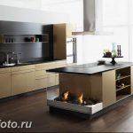 Фото Интерьер кухни в частном доме 06.02.2019 №204 - Kitchen interior - design-foto.ru