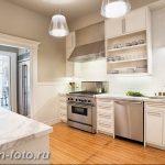 Фото Интерьер кухни в частном доме 06.02.2019 №205 - Kitchen interior - design-foto.ru