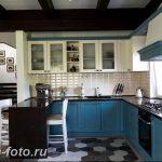 Фото Интерьер кухни в частном доме 06.02.2019 №207 - Kitchen interior - design-foto.ru