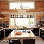 Фото Интерьер кухни в частном доме 06.02.2019 №211 - Kitchen interior - design-foto.ru