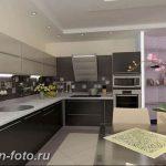 Фото Интерьер кухни в частном доме 06.02.2019 №215 - Kitchen interior - design-foto.ru