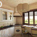 Фото Интерьер кухни в частном доме 06.02.2019 №225 - Kitchen interior - design-foto.ru