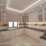 Фото Интерьер кухни в частном доме 06.02.2019 №229 - Kitchen interior - design-foto.ru