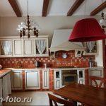 Фото Интерьер кухни в частном доме 06.02.2019 №233 - Kitchen interior - design-foto.ru
