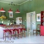 Фото Интерьер кухни в частном доме 06.02.2019 №238 - Kitchen interior - design-foto.ru