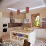 Фото Интерьер кухни в частном доме 06.02.2019 №239 - Kitchen interior - design-foto.ru