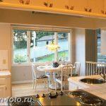 Фото Интерьер кухни в частном доме 06.02.2019 №240 - Kitchen interior - design-foto.ru