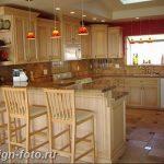 Фото Интерьер кухни в частном доме 06.02.2019 №245 - Kitchen interior - design-foto.ru