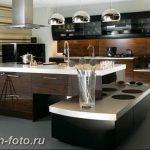 Фото Интерьер кухни в частном доме 06.02.2019 №253 - Kitchen interior - design-foto.ru