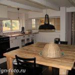 Фото Интерьер кухни в частном доме 06.02.2019 №256 - Kitchen interior - design-foto.ru