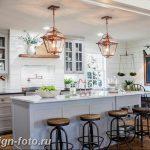 Фото Интерьер кухни в частном доме 06.02.2019 №261 - Kitchen interior - design-foto.ru