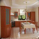 Фото Интерьер кухни в частном доме 06.02.2019 №264 - Kitchen interior - design-foto.ru